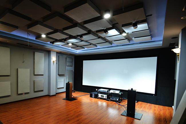 HIFI室声学,听音室设计,HIFI室装修,HIFI室声学设计