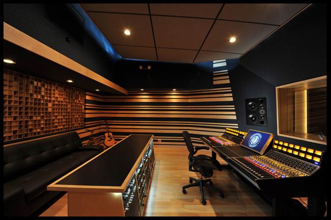 录音棚声学,录音棚设计,会录音棚装修,录音棚声学设计