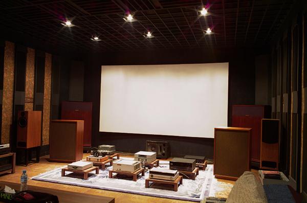hivi BBS家庭影院北京演示间-家庭影院 家庭影院设计-室内声学网