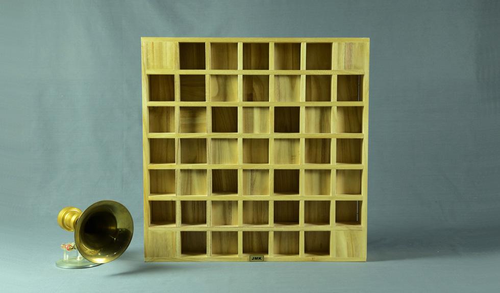 D49二维全方向扩散板-录音棚 家庭影院 HIFI听音室-室内声学网