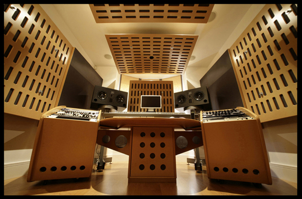室内声学,工作室,听音室,HIFI,家庭影院,录音棚,吸音海绵,